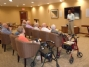Heritage at Legacy residents presented with VA information